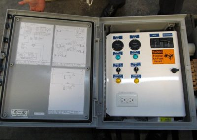 FL control panel