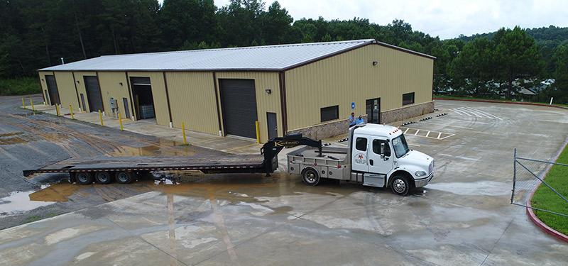 Hydra Service, Inc. Opens New Facility in Jasper, GA